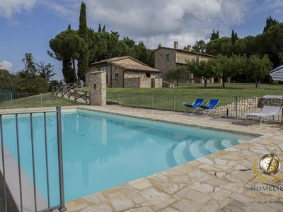 Photo for Villa Cattaneo, surrounded by an untouched nature, private pool
