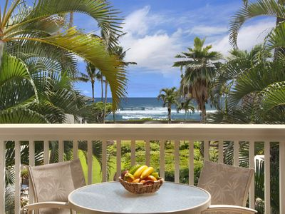 Photo for Poipu Kapili #34: Partial Ocean Views and Nice 2nd Floor Location!