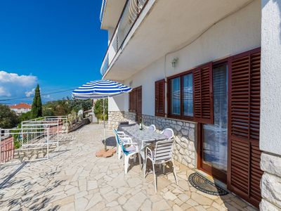 Photo for 3BR Apartment Vacation Rental in Dramalj (Crikvenica)