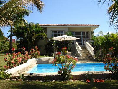 Photo for RESIDENTIAL HISPANIOLA, walking distance to town & beach