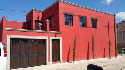 Photo for 3+3 furnished house sleeps 6, lovely Mexican Contemporary house