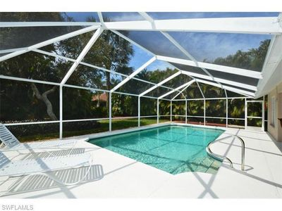 Photo for Secluded Heated Pool,  Minutes to Barefoot Beach, West of 41