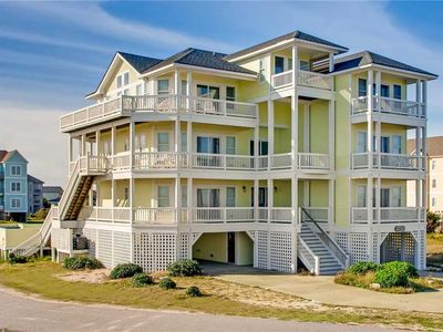 Photo for Semi-Oceanfront Paradise-Pool, HotTub, Game & Theater Rms, Elevator, DogFriendly