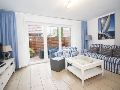 Photo for Exclusive, ground floor - Apartment with 27 sqm sun terrace facing.