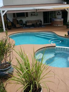 Photo for Ocean View Beach House with Tropical Pool