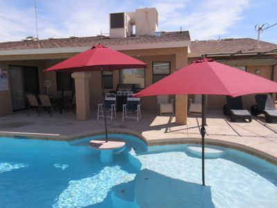 Photo for Havasu Home with heated Pool, minutes from the Lake ,Snow birds special Nov&Dec