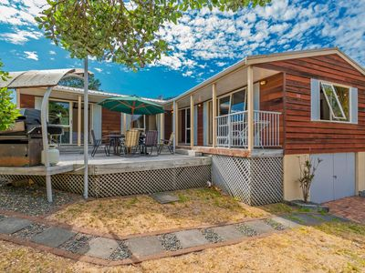 Photo for Twin Harbour Hub - Pauanui Holiday Home