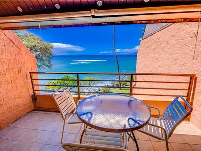 Photo for KUL719 - Ocean Front in West Maui, Quiet Condo Resort, Great Views & Value—1BR/1BA