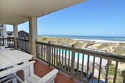 Heron Cove 204S: Oceanfront Condo Featuring Wide Open Living Area and Large Breakfast Bar
