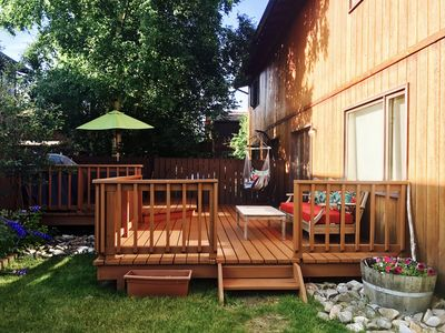 Photo for Hike, Kayak, Bike and Ski near the Chena River PERFECT for long-term guests!