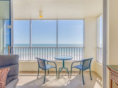 Photo for Gulf Front One Bedroom on Fort Myers Beach/ Estero Island- Unit 503