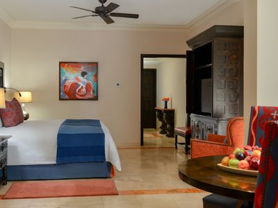 Photo for Luxurious Ocean View Junior Suite - King Bed or Two Queen Beds