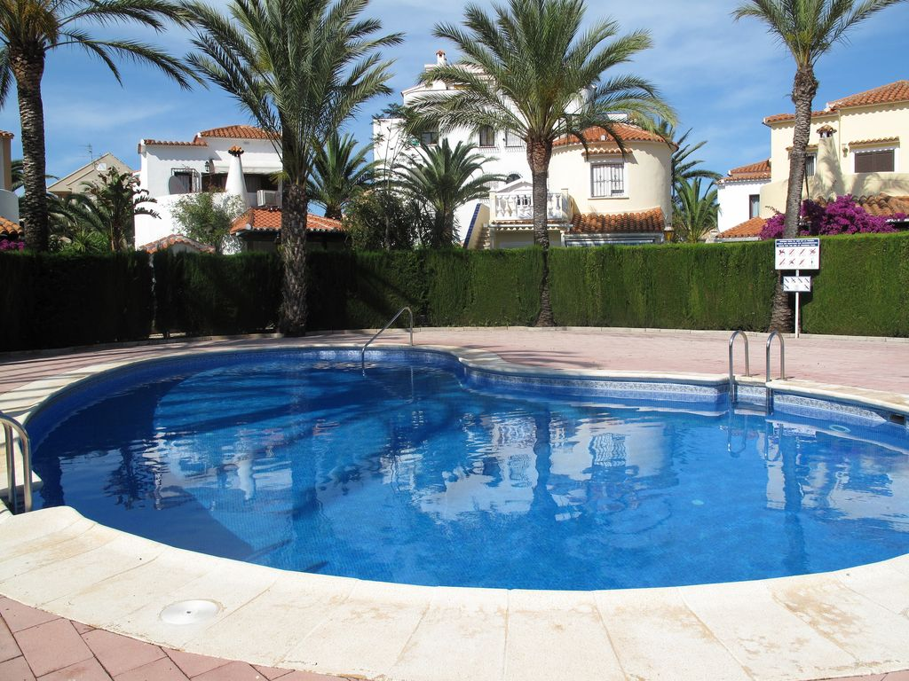 Villa In El Palmar With Large Private Garden Wi Fi And Communal Swimming Pools La Xara