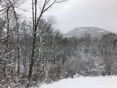 Photo for Mountain views galore! 5 minutes from Hunter Mtn and 10 minutes from Windham Mtn
