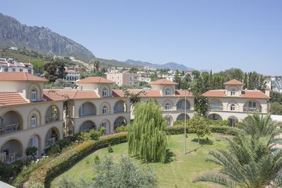 One bedroom self catering apartments in Edremit, Kyrenia.