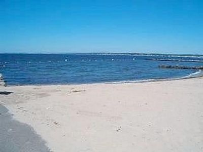 Private Beach at Cornfield Point, Old Saybrook, CT
