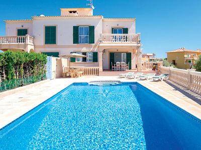 Photo for Villa Alicia is situated in a residential area just outside the East Coast seaside resort of Porto Colom and provides a comfortable holiday base for exploring this area of the island.