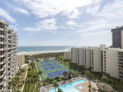 Photo for Saida III 1107 - Prime Location with Ocean Views and a Short Walk to the Beach