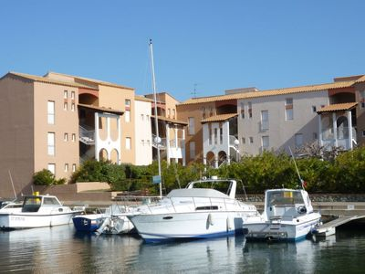 Photo for Apartment Marina Village in Saint Cyprien - 4 persons, 1 bedrooms