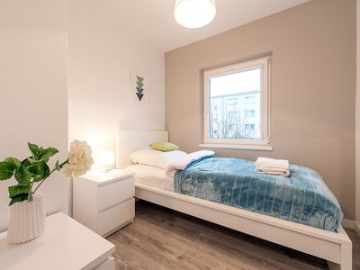 Photo for 1 bed Apartment - Okecie 3