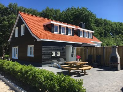 Photo for Modern luxury holiday home in Oostkapelle, near the beach and center,