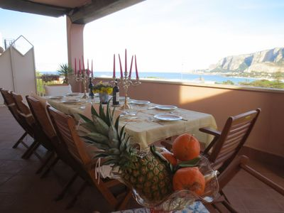 Photo for A breathtaking view for a romantic stay, Mondello awaits you !!!