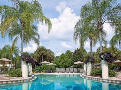 Photo for PERFECT TOWNHOUSE NEAR DISNEY! Family Friendly Resort w/ Pvt Hot Tub & Pool