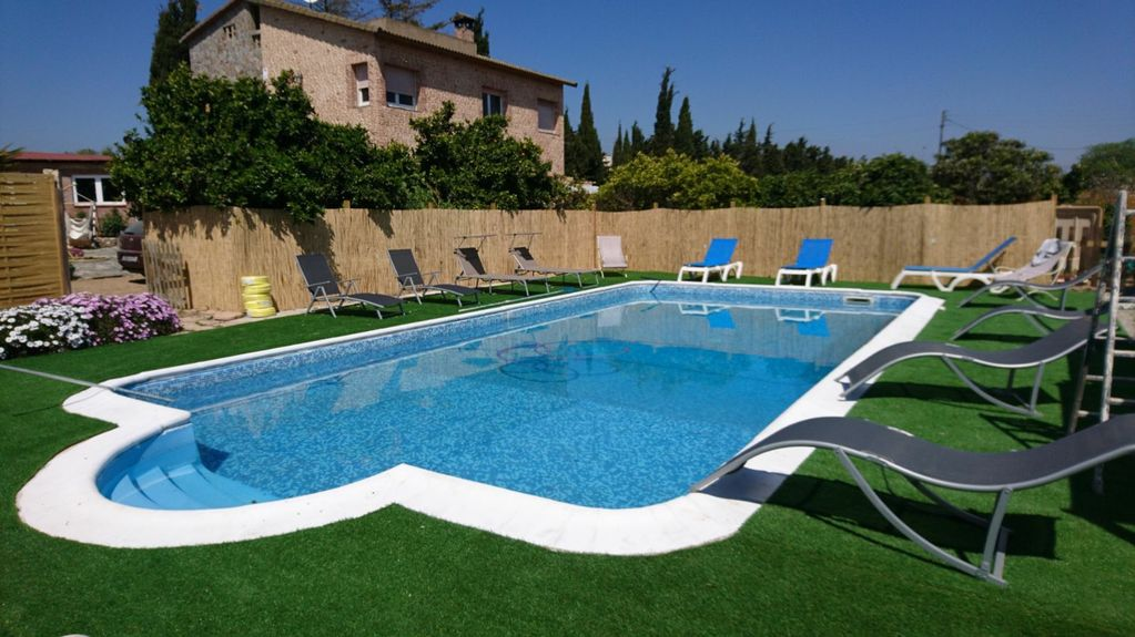 Spacious House With Swimming Pool Homeaway Reus
