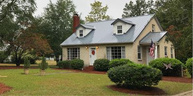 Photo for Cozy Cottage in Old Town Pinehurst - Sleeps 8- Wifi