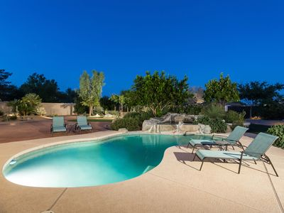 Photo for Casa Paraiso Luxury 3 BR Home/ PVT Pool/ Scottsdale