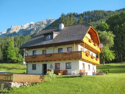 Photo for Apartment Haus Ketterer (RMU181) in Ramsau am Dachstein - 4 persons, 1 bedrooms