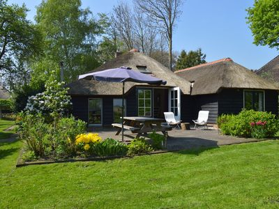 Photo for Quaint Farmhouse in Giethoorn with Private Garden