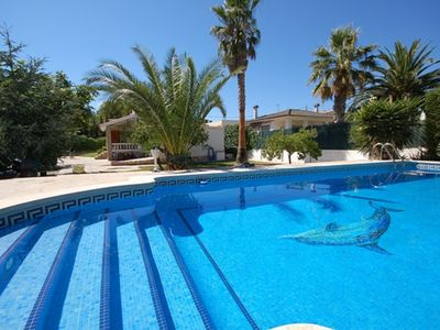 Photo for Villa 6 to 8 people, good comfort, privacy and private pool! To recommend
