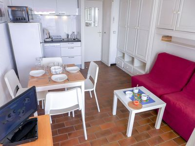 Photo for Apartment Paradis du Soleil in La Grande Motte - 4 persons, 1 bedrooms