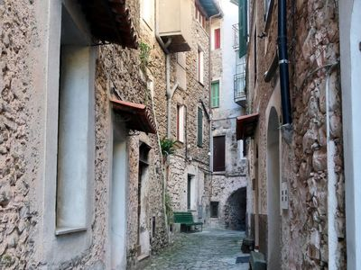 Photo for Apartment Singing Stones (DOA180) in Dolceacqua - 4 persons, 1 bedrooms