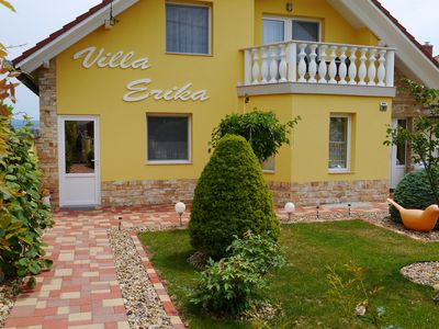 Photo for Holiday apartment With a panoramic view of Hévíz