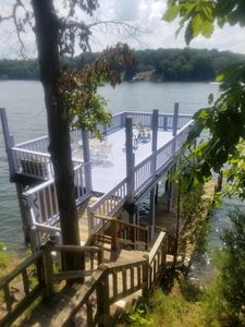 Photo for House and Dock on lake Tillery, NC, 4 nights