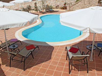 Photo for Stunning private villa for 12 guests with private pool, WIFI, A/C, TV, balcony and parking