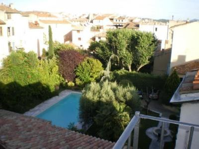 Photo for Duplex with terrace and courtyard + wifi, historical center, incredible views