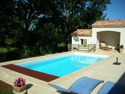 Photo for 3BR House Vacation Rental in Saint-Privat-De-Champclos, Occitanie