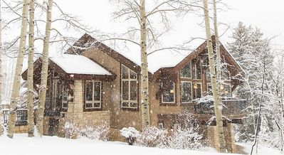 Photo for VAIL Spacious & Beautiful Chalet  Close to Vail Slopes