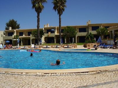Photo for House With one Bedroom in Alvor, With Pool Access, Furnished Terrace a