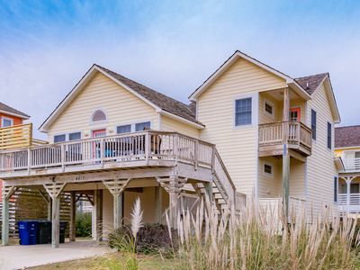 Photo for K1240 Castaways. Quiet Oceanside Beach House, Community Pool, Deck, Oceanview