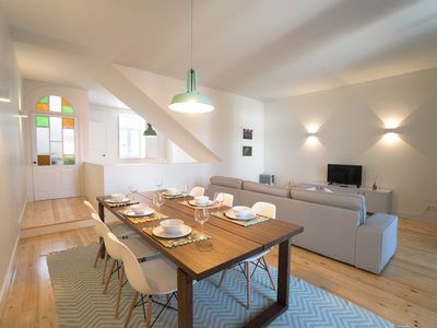 Photo for Liiiving in Porto | Foz Garden Apartment