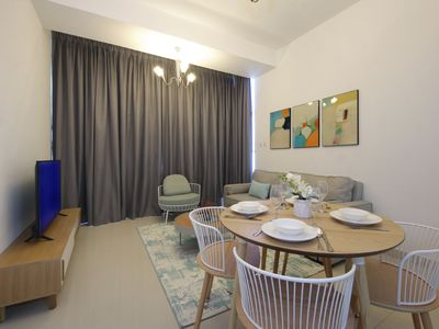 Photo for Brand New 1BHK Apartment in Continental Tower