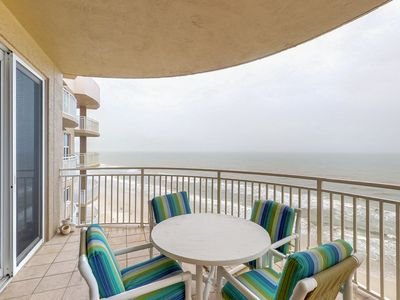 Photo for Direct oceanfront condo w/ panoramic views, 3 shared pools & 2 hot tubs!