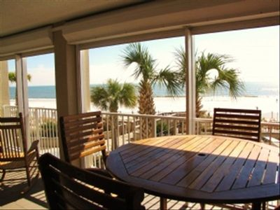 Photo for Panoramic OceanView on Beautiful Alabama Beaches:Special May to June!!!