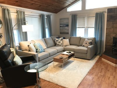 Photo for Walk to Beach! 4 BR/2Bath-in The Pier