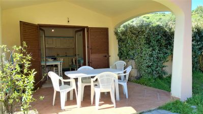 Photo for The houses of Majorca | Private Garden Apartment