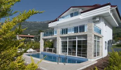 Photo for luxury , new brand 4 bedroom 4 bathroom private pool and garden,